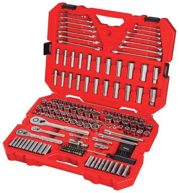 CRAFTSMAN 189-Piece Mechanics Tool Set